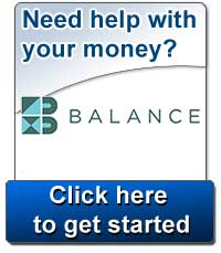 Need help with your money? Balance. Click here to get started.